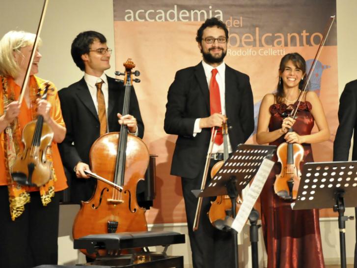Rodolfo Celletti Bel Canto Academy