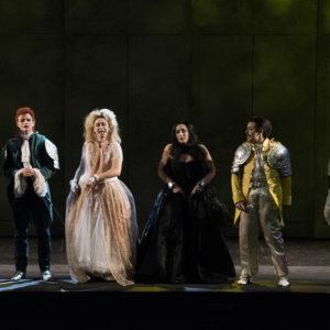 Rinaldo torna in scena dopo 300 anni nella versione napoletana di Händel/Leo