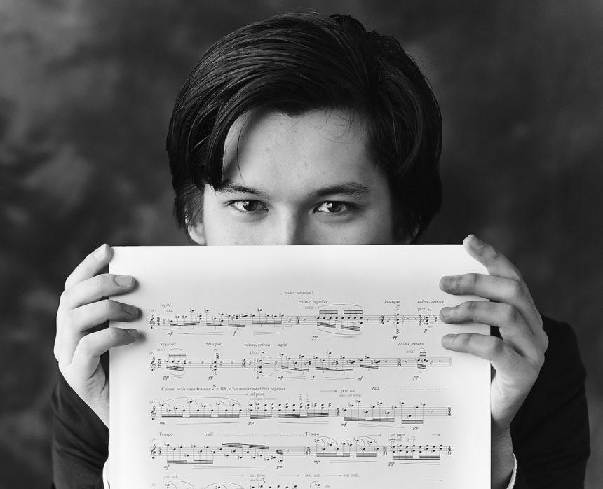 Masterclass Internazionale per violino a cura di Aylen Pritchin