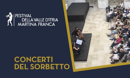 Calendario Eventi Martina Franca.I Concerti Del Sorbetto Festival Valle D Itria