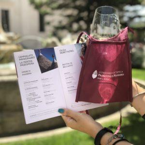 Festival della Valle d'Itria: il buon vino sposa l'Opera in masseria