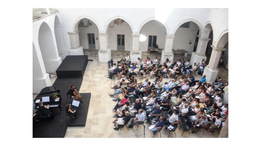 """Festival della Valle d'Itria: nel primo fine settimana iniziano i concerti gratuiti """"Del sorbetto"""" e """"All'ora sesta"""""""