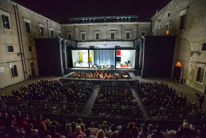 Festival della Valle d'Itria: the online sale of the operatic titles of the 2020 edition is open