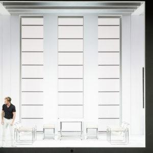 """L'allestimento dell'opera """"Il matrimonio segreto di Cimarosa"""" in scena al Teatro Regio di Torino"""