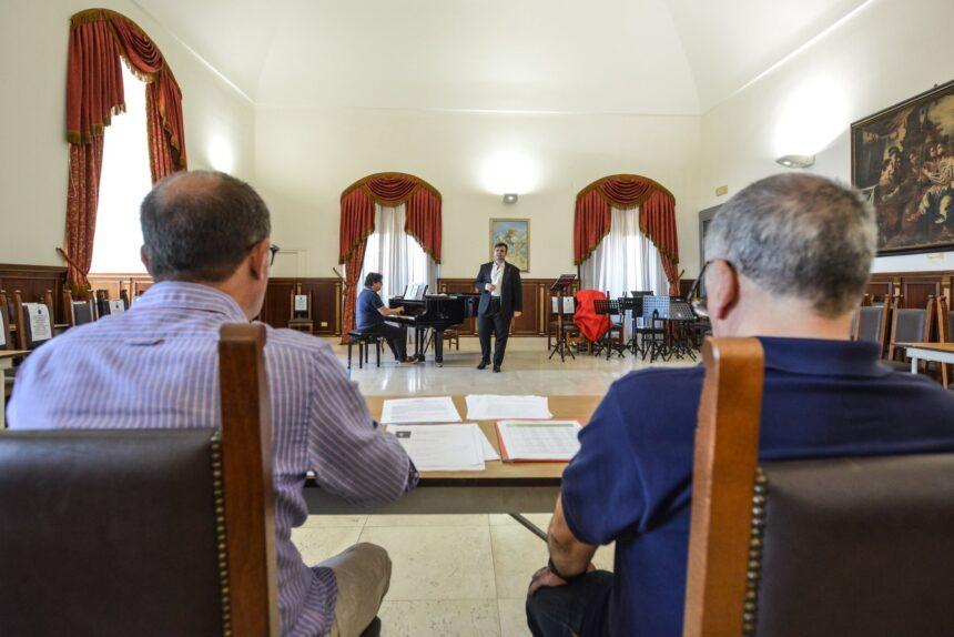 """Accademia del Belcanto """"Rodolfo Celletti"""": esito audizioni cantanti 2020"""